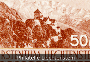Philatelie Liechtenstein