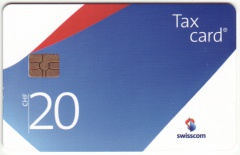 'CHF 20 Swisscom Corporate Design'