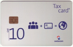 'CHF 10 Swisscom Corporate Design'