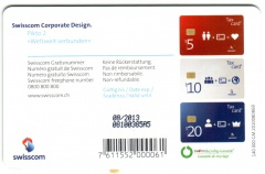 CHF 10 Swisscom Corporate Design