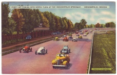 'Indianapolis Speedway 1940'